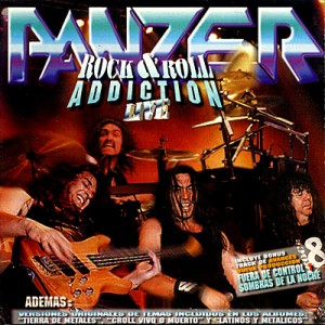 Panzer_Rock And Roll Addiction
