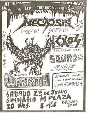 HAVE A THRASH DAY