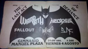 Warpath-Necrosis